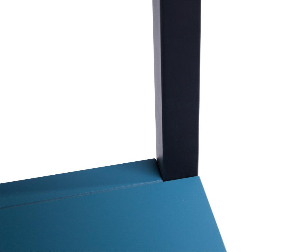 平仄書架-三層(青石藍)-特寫-2